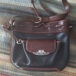 Brighton Leather Shoulder bag